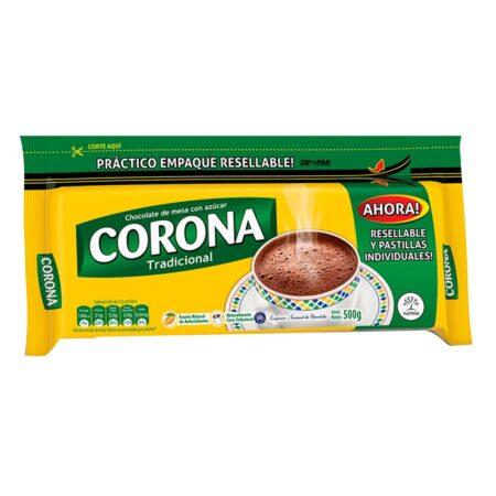 Chocolate corona 1 st