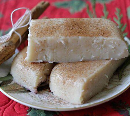 Natilla con coco - Colombiaans kokos toetje