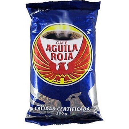 Cafe aguila roja (oplos koffie)
